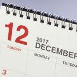 【挨拶メール】年末の挨拶の文例(6件)